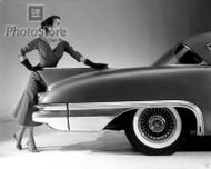 1957 Cadillac Eldorado Seville Hardtop Poster