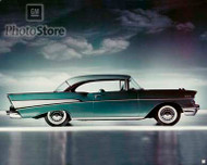 1957 Chevrolet Bel Air Sport Coupe Poster