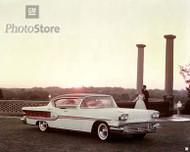 1958 Pontiac Star Chief Catalina Sedan Poster