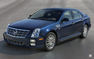 2008 Cadillac STS Poster