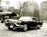1958 Cadillac Fleetwood Eldorado Brougham Poster