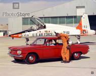 1960 Chevrolet Corvair 700 Series Sedan Poster