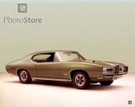 1968 Pontiac GTO Sport Coupe Poster