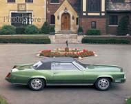 1969 Cadillac Fleetwood Eldorado Coupe Poster