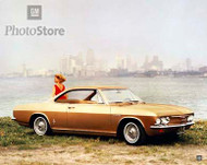 1965 Chevrolet Corvair Corsa Sport Coupe Poster