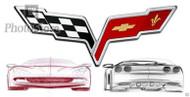 2005 Corvette Poster