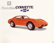 1974 Chevrolet Corvette Stingray Coupe