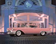1957 Cadillac Eldorado Seville Hard top Poster