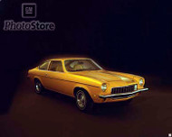 1973 Chevrolet Vega Hatchback Coupe Poster