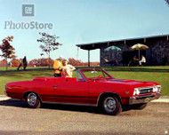 1967 Chevrolet SS Chevelle 396 Convertible Poster