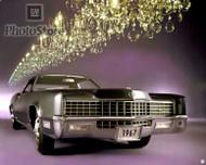 1967 Cadillac Fleetwood Eldorado Coupe II Poster
