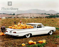 1959 Chevrolet El Camino Sedan Pickup Poster