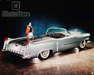 1953 Cadillac LeMans Show Poster