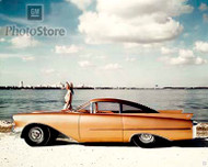 1954 Oldsmobile Cutlass Concept Show Car Poster