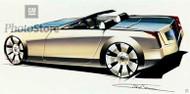1999 Cadillac Evoq Concept Poster