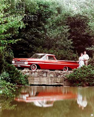 1959 Chevrolet El Camino Sedan Pickup III Poster