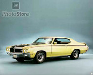 1970 Buick GSX Sport Coupe II Poster