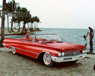 1960 Buick Invicta Convertible Poster