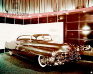 1953 Cadillac Orleans Show Car Poster