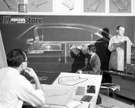 Designing a 1959 Cadillac Poster