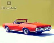 1968 Pontiac GTO Convertible II Poster