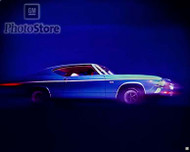1969 Chevrolet Chevelle SS 396 Coupe Poster