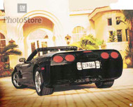 2004 Chevrolet Corvette Convertible Poster