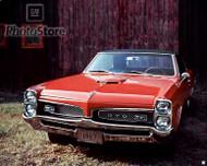 1967 Pontiac GTO Hardtop Coupe Poster