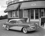 1956 Buick Special Riviera Hardtop Sedan Poster