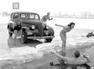 1939 Chevrolet Master Deluxe Sedan Poster