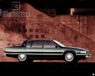 1993 Cadillac Series 60 Special Poster
