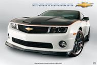 2008 Chevrolet Camaro SEMA Concept Poster