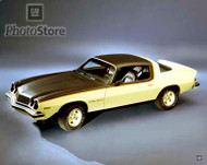 1976 Chevrolet Camaro Rallysport Coupe Poster