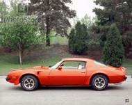 1974 Pontiac Firebird Trans Am Sport Coupe Poster