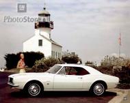 1967 Chevrolet Camaro Sport Coupe Poster