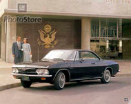 1965 Chevrolet Corvair Corsa Sport Coupe II Poster