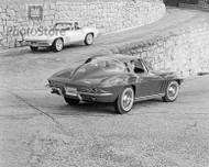1965 Chevrolet Corvette Sting Ray Models Poster