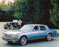 1979 Cadillac Seville 4-Door Sedan Poster