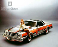 1976 Buick Century Special Pace Car Poster