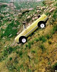 1971 Chevy Blazer K-5 Poster