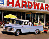 1965 Chevy C-10 Fleetside Pickup Poster