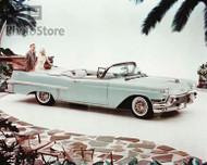 1957 Cadillac Series 62 Convertible Poster