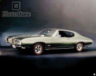 1968 Pontiac GTO Hardtop Coupe Poster
