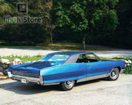 1966 Pontiac Grand Prix Hardtop Coupe Poster