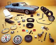 1968 Pontiac GTO Hardtop Coupe II Poster