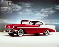 1956 Chevrolet Bel Air Sport Sedan Poster