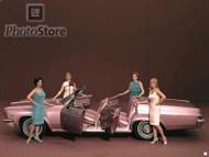 1966 Chevrolet Caribe Convertible Sedan Poster