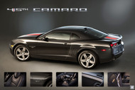 2011 Chevrolet Camaro 45th Edition II Poster