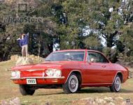1965 Chevrolet Corvair Corsa Sport Poster
