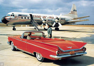1959 Buick Electra Poster